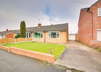 Thumbnail 2 bed semi-detached bungalow for sale in Sycamore Road, Barnby Dun, Doncaster