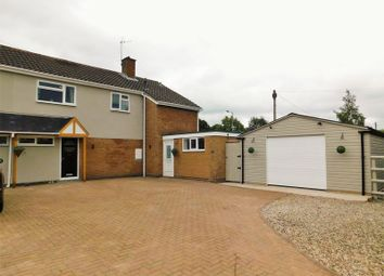Thumbnail 4 bed semi-detached house for sale in Tiverton Avenue, Weeping Cross, Stafford