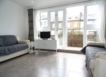Thumbnail 1 bed maisonette to rent in Chatham Road, Clapham Junction