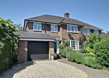 Thumbnail 4 bed semi-detached house for sale in Beechfield Road, Boxmoor, Hertfordshire