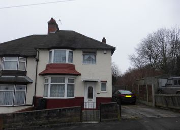 Thumbnail 3 bed end terrace house for sale in Claughton Road, Dudley