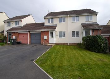Thumbnail 2 bed semi-detached house for sale in Paramore Way, South Molton, Devon