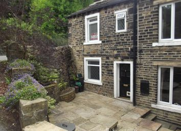 Thumbnail 2 bed end terrace house to rent in Ellen Holme, Luddendenfoot, Halifax