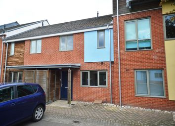 Thumbnail 2 bed terraced house for sale in The Portway, King's Lynn