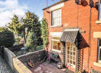 West Street, Leek ST13. 1 bed terraced house for sale