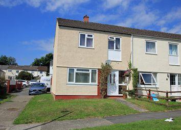 3 bed terraced house for sale in Bro Myrddin, Jobs Well Road, Carmarthen, Carmarthenshire SA31