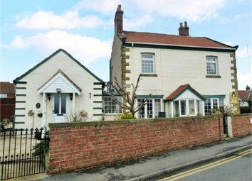 Thumbnail 3 bed detached house for sale in Browns Terrace, Hinderwell, Saltburn-By-The-Sea, North Yorkshire