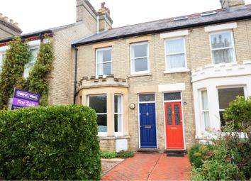 Thumbnail 3 bed terraced house for sale in Halifax Road, Cambridge