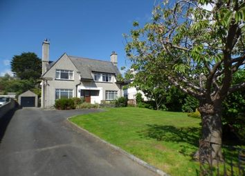 Thumbnail Detached house for sale in Ala Road, Pwllheli, Gwynedd