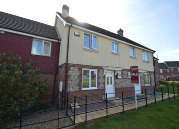 Thumbnail 3 bed semi-detached house for sale in Poethlyn Drive, Queens Hill, Costessey