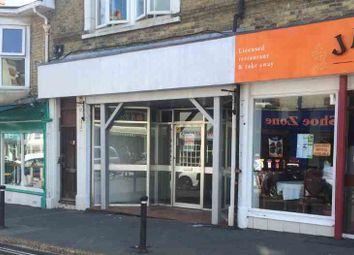 Thumbnail Retail premises to let in Regent Street, Shanklin