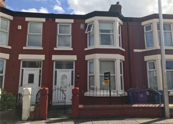 Thumbnail 3 bed terraced house for sale in Craigs Road, Old Swan, Liverpool