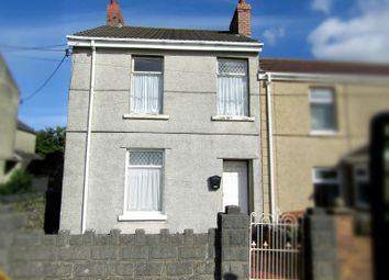 Thumbnail 2 bed end terrace house for sale in Seaview Terrace, Burry Port, Carmarthenshire.