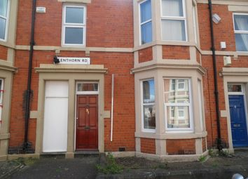 Thumbnail 4 bed flat to rent in Glenthorn Road, Jesmond, Newcastle Upon Tyne