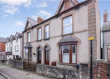 Thumbnail 2 bed terraced house for sale in Vale Street, Denbigh