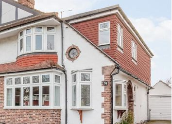 Thumbnail 4 bed property for sale in Links Way, Beckenham