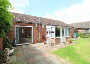 Thumbnail 3 bed detached bungalow for sale in Garden Lane, Worlingham