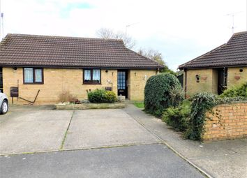 Thumbnail 1 bed semi-detached bungalow for sale in Stanley Drive, Sutton Bridge, Spalding