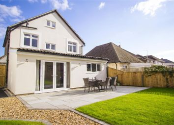Thumbnail 4 bedroom detached house for sale in Sherwood Avenue, Whitecliff, Poole