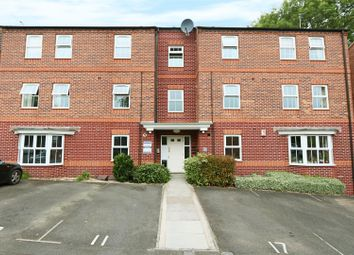 Thumbnail 2 bed flat for sale in Olga Court, Nottingham