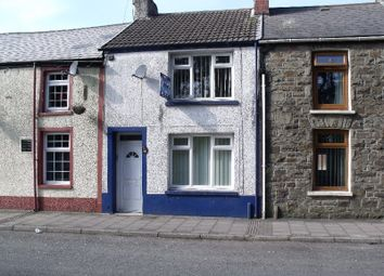 Thumbnail 3 bed terraced house to rent in Alma Road, Maesteg