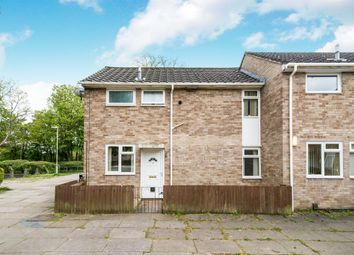 Thumbnail 3 bed end terrace house for sale in Hutton Square, Andover