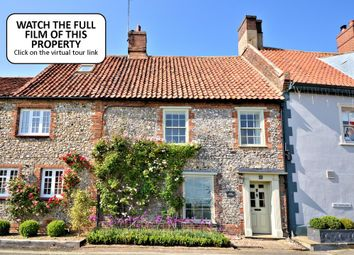 Thumbnail 4 bed cottage for sale in Market Place, Burnham Market, King's Lynn