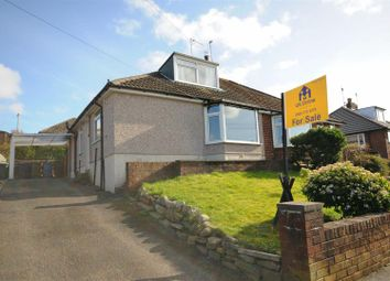 Thumbnail 2 bed semi-detached bungalow for sale in Queens Drive, Oswaldtwistle, Accrington