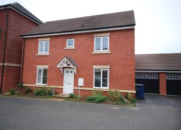 Thumbnail 4 bed detached house for sale in Mulberry Road, Brockworth, Gloucester