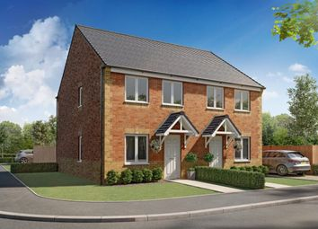 Thumbnail 3 bedroom semi-detached house for sale in Northway, Skelmersdale