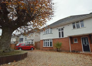 Thumbnail 4 bed detached house to rent in St Lukes Road, Winton, Bournemouth