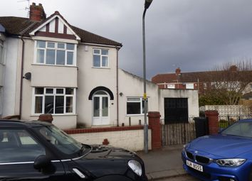 Thumbnail 3 bed semi-detached house to rent in Clinton Road, Bedminster, Bristol