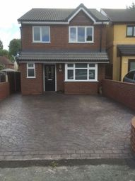 Thumbnail 4 bedroom detached house for sale in Skidmore Avenue, Wolverhampton