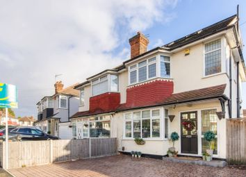 Thumbnail 4 bed semi-detached house for sale in Harold Road, Chingford