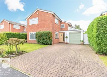 Thumbnail 4 bed detached house for sale in Woodfall Grove, Little Neston, Neston, Cheshire
