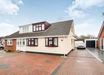 Thumbnail 4 bedroom semi-detached bungalow for sale in Allerton Road, Whitchurch