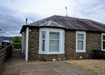 Thumbnail 2 bed semi-detached house for sale in Kilbride Avenue, Dunoon
