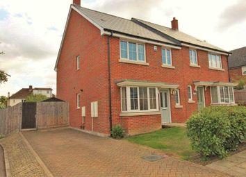 Thumbnail 4 bed semi-detached house for sale in Astley Terrace, Maidstone