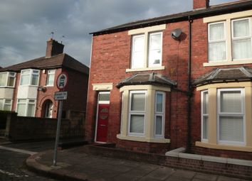 Thumbnail 3 bed end terrace house to rent in Eldred Street, Carlisle