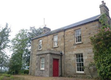 Thumbnail 3 bed farmhouse to rent in Gorebridge, Edinburgh