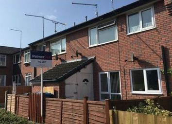 Thumbnail 1 bed flat to rent in Hooke Close, Canford Heath, Poole