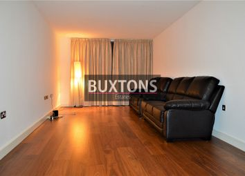 Thumbnail 1 bed flat to rent in Mosaic Apartments, High Street, Slough, Berkshire.