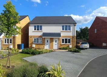 Thumbnail 2 bed semi-detached house for sale in Mulberry Gardens, Great Cornard, Sudbury