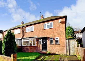 Thumbnail 2 bed semi-detached house for sale in Milton Road, Caterham, Surrey