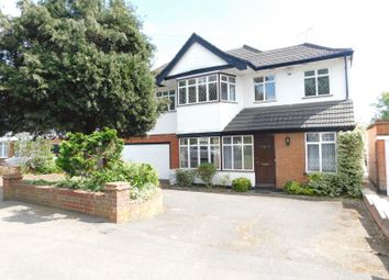 Thumbnail 6 bed property to rent in Bridle Road, Pinner