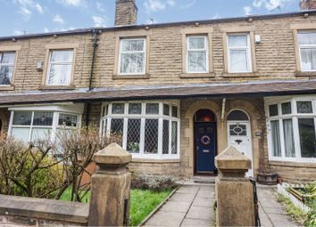 Thumbnail 3 bed terraced house for sale in Rochdale Road East, Heywood
