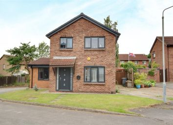 Thumbnail 4 bed detached house for sale in Finsbury Road, Arnold, Nottingham