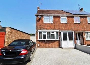 Thumbnail 3 bed semi-detached house for sale in Copsey Grove, Portsmouth