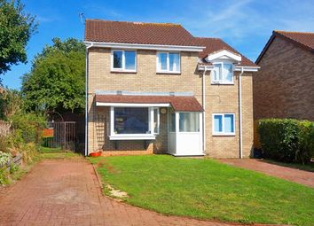 Thumbnail 4 bed detached house for sale in Elworthy Close, Sully