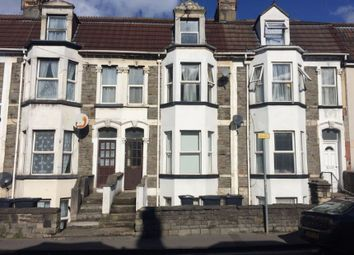 Thumbnail 2 bedroom maisonette for sale in First Floor Flat, 65 Clouds Hill Road, St George, Bristol